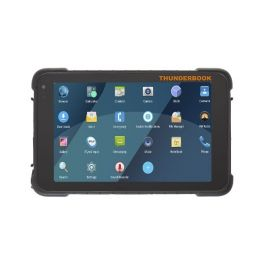 Thunderbook Colossus A802 - Android 5.1 - Met lezer front