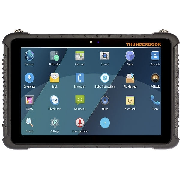 "Thunderbook Colossus A100 - 10"" - Android 8"