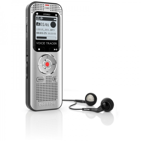 Philips VoiceTracer DVT2000 (1)
