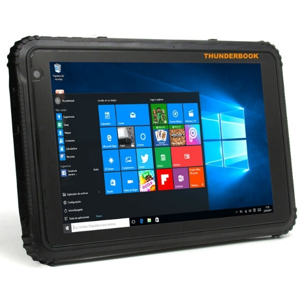 "Thunderbook Tablet T1820G, 8"" - Windows 10 Home 2"