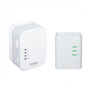 D-LINK PowerLine WiFi Versterker