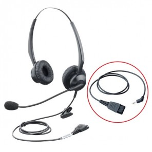 Orchid HS203 Headset met 2.5mm Jack