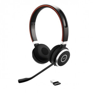 Draadloze Bluetooth duo headset