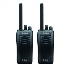 Kenwood TK-3501 Walkie Talkie Duo