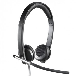 Logitech H650e Stereo PC Headset