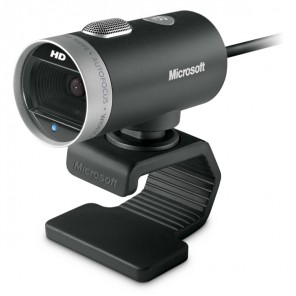 Microsoft Lifecam Cinema Breedbeeld Webcam