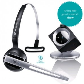 Sennheiser DW Office USB UC MS Mono Refurbished