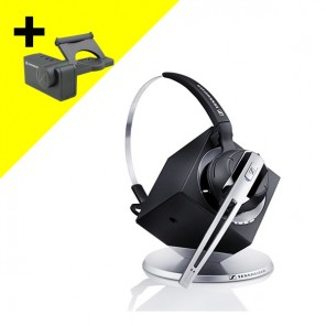 Sennheiser DW Office Draadloze Headset + Handset Lifter
