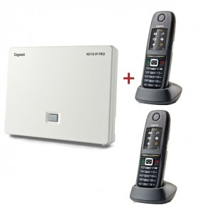 Gigaset N510 IP basis met 2 SIR650H Handsets