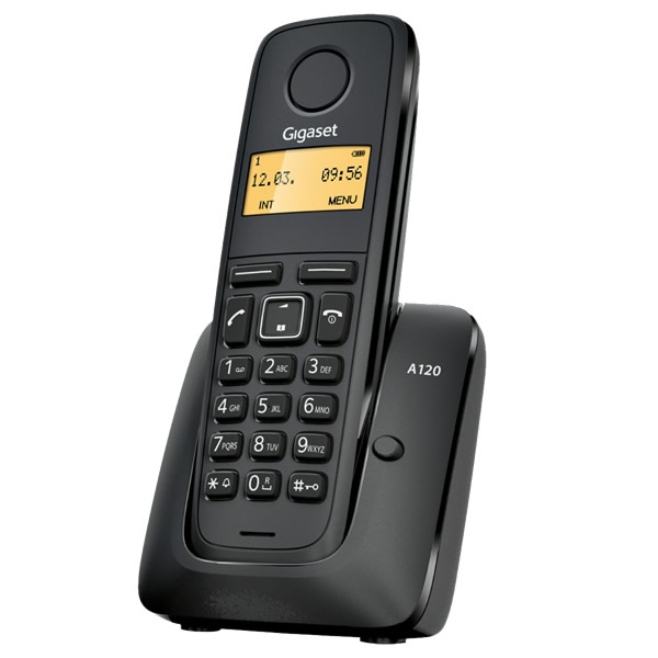 Gigaset A120 Duo ECO DECT Cordless Phone (2)