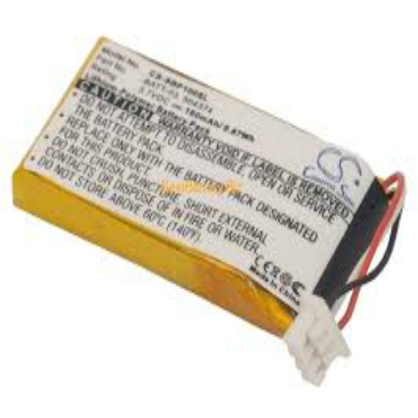 Replacement Battery for Sennheiser DW Office, Pro 1, Pro 2 and D10 (2)