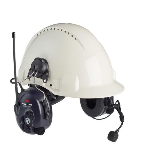 3M Peltor LiteCom - With Helmet Attachment