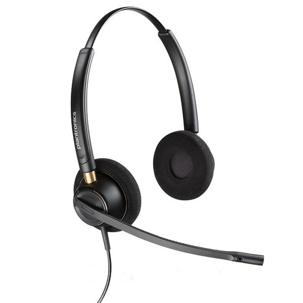 Plantronics EncorePro HW520 Duo Noise-Cancelling
