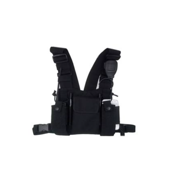 Chest Cover HRT-LC-999 O2 for walkie talkies