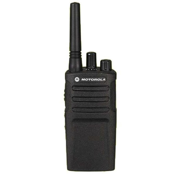 Motorola XT420 Walkie Talkie Six Pack with Six-Way Charger