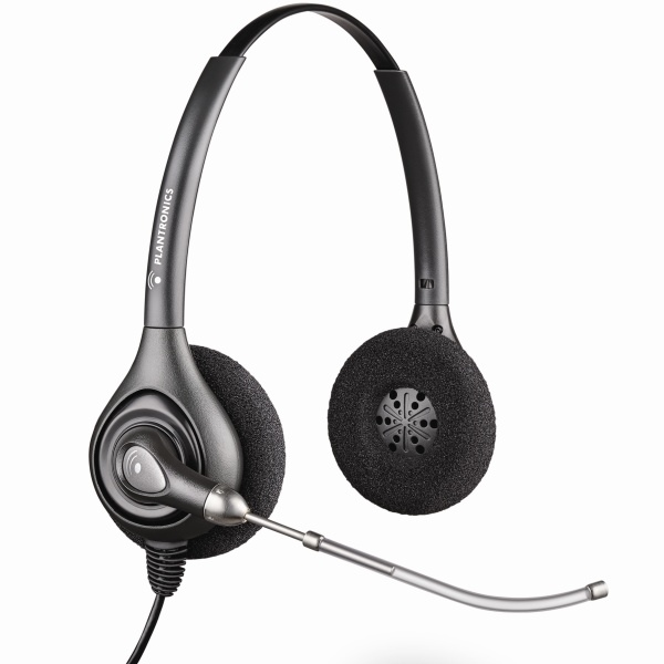 Plantronics SupraPlus HW261H Headset For Hard of Hearing