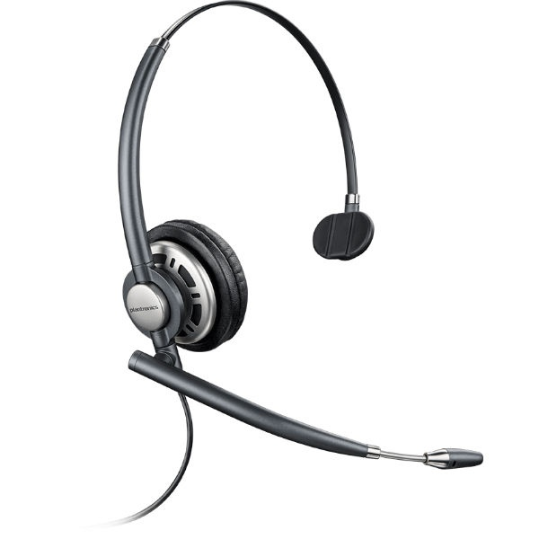 Plantronics EncorePro HW710 Digital Mono PC Headset