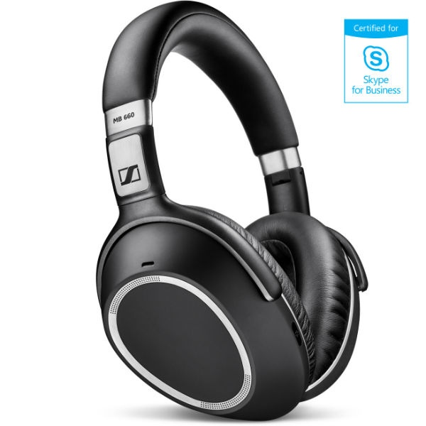 Sennheiser MB 660 UC MS Bluetooth Headset (2)
