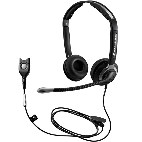 Sennheiser CC 550 IP Corded Headset
