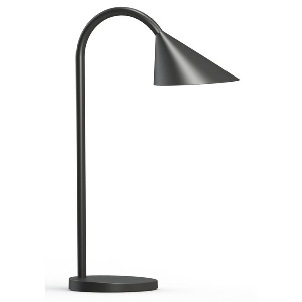 Unilux Sol LED Desk Lamp (Black)