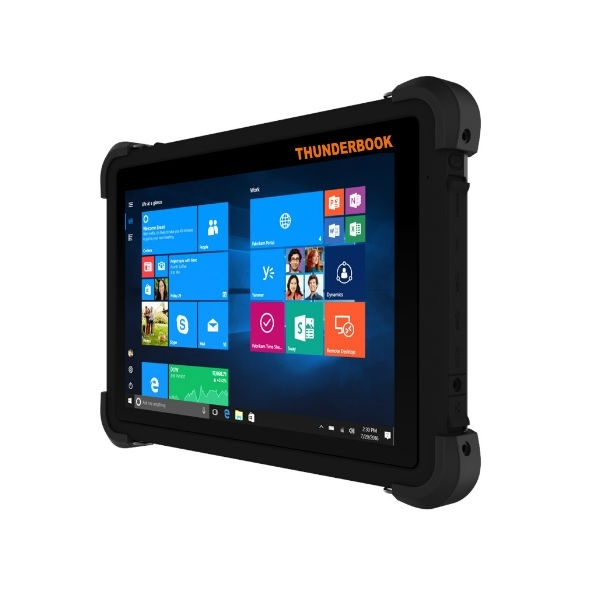 Thunderbook Goliath W100 – Windows 10 Pro – With barcode scanner (2)