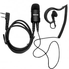 Falcon JD-2402 IP 54 Headset for Kenwood 2 pins (1)