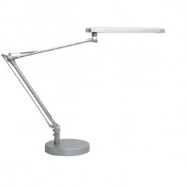 Unilux Mamboled Grey LED Desk Lamp (2)
