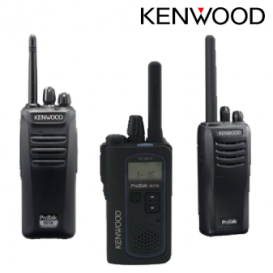 Programming of Kenwood walkie talkies