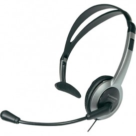 Panasonic RP-TCA430 Mono Corded Headset (2.5mm jack)