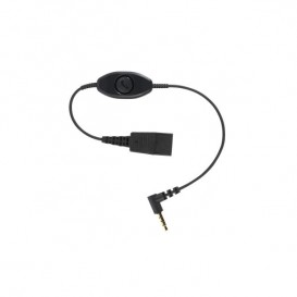 Jabra QD cable to 3,5mm for iPhone