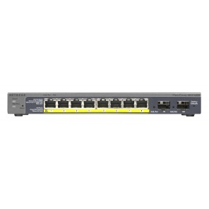 8 Port Gigabit Ethernet PoE Smart Switch