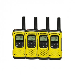 Motorola TLKR T92 H₂O Walkie Talkie - Quad Pack (2)