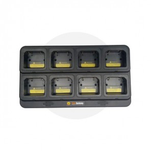 8 position multi charger for Telo TE590 oplaadstation