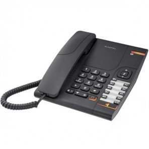 Alcatel Temporis 380 Black Analogue Deskphone