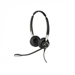 Jabra BIZ 2400-II Duo Corded PC Headset