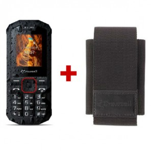 Crosscall SPIDER X1 + CrossCall protective cover
