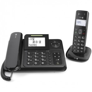 Doro Comfort 4005 + 2 extra cordless handsets