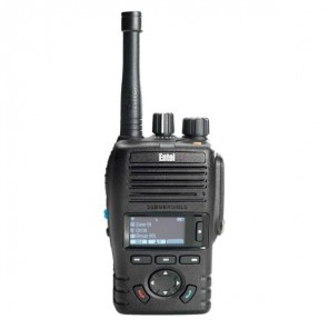 Entel DX425 VHF Two-Way Radio