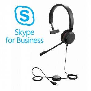 Jabra EVOLVE 30 Skype for Business