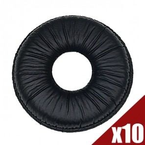 Leatherette Ear Cushions for Jabra GN2000/1900