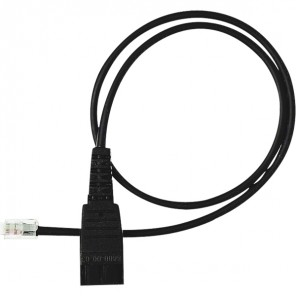 Jabra QD / RJ11 Cable for GN2000 / 2100