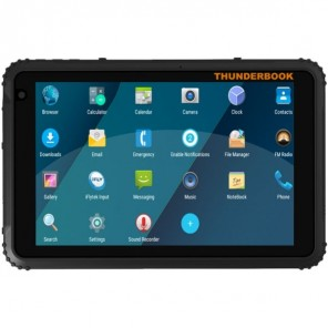 "Thunderbook Tablet H1020, 10"" - Android 7"