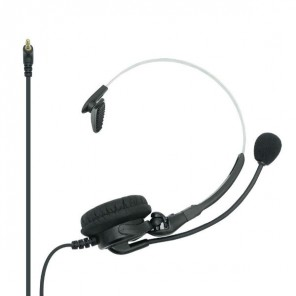 Comfortable micro headset for the Escolta Bravo HE-L