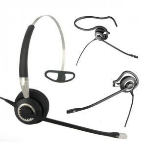 Jabra BIZ 2400-II Mono Corded PC Headset