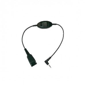 Jabra Cable for Alcatel 500mm QD to 3.5mm