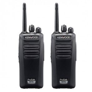 Kenwood TK-3401D ProTalk Digital 446 Twin Pack