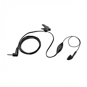 Motorola Headset With Microphone and PTT for VX Series