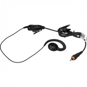 PTT Micro-earphone with clip