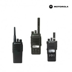 Programming of Motorola walkie talkies
