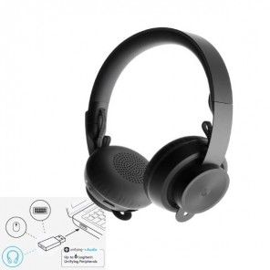 Logitech Auriculares Zone Wireless Plus